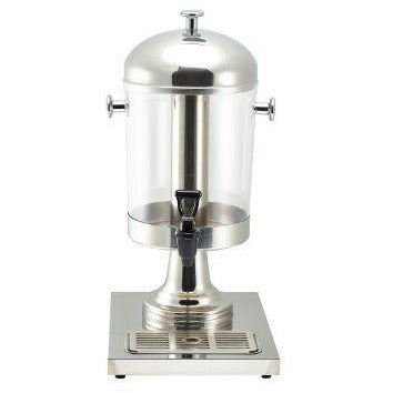 Juice Dispenser Pc+St/St 6.5L