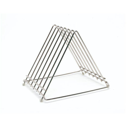 S/St. Wire Cutting Board Rack
