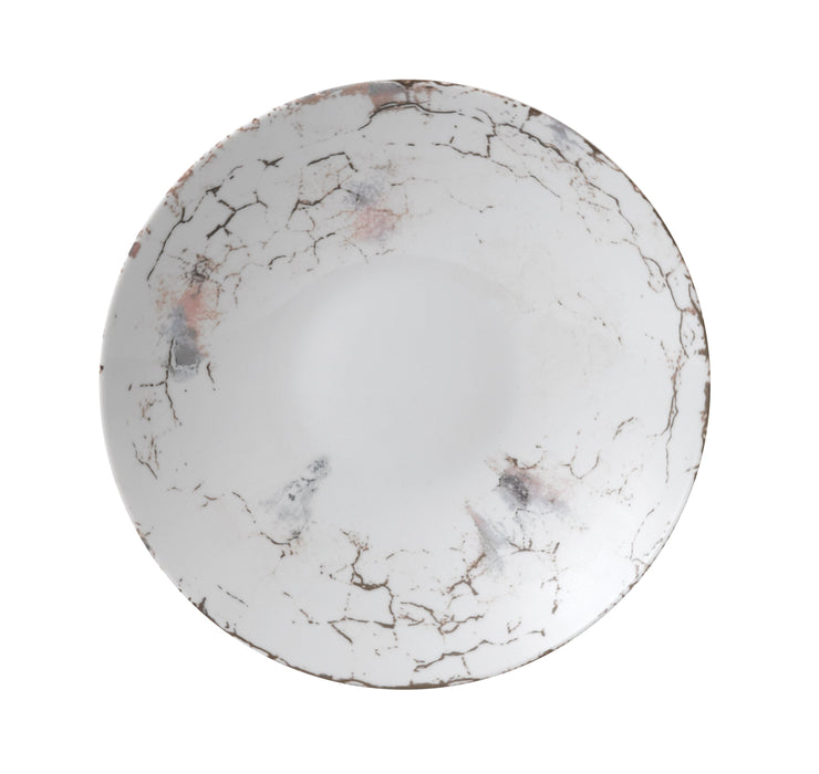 The Gallery Deep Coupe Plate; Carrara - 30cm (Box of 6)