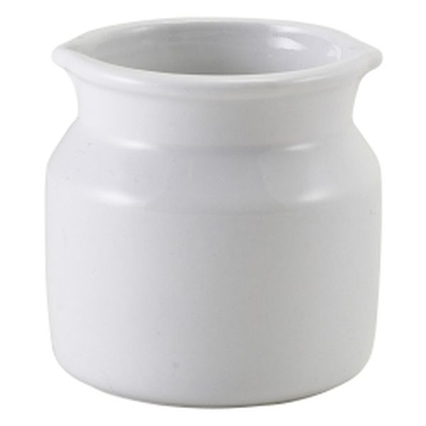 Porcelain Mini Milk Churn 7.5cl/2.6oz