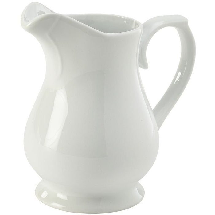 Porcelain Traditional Serving Jug 14cl/5oz