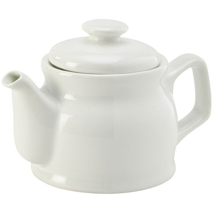 Porcelain Teapot 45cl/15.75oz