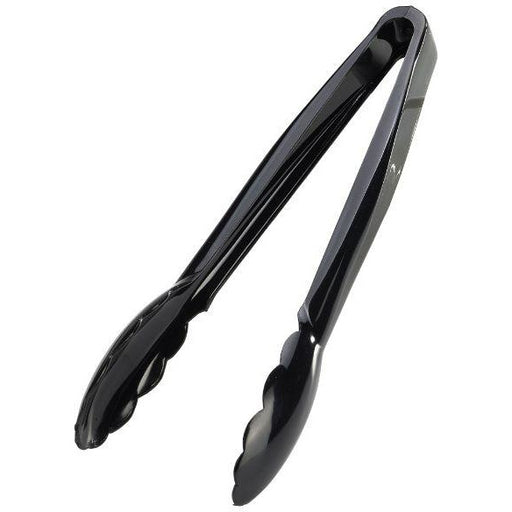 "Utility Tongs 12"" Black"