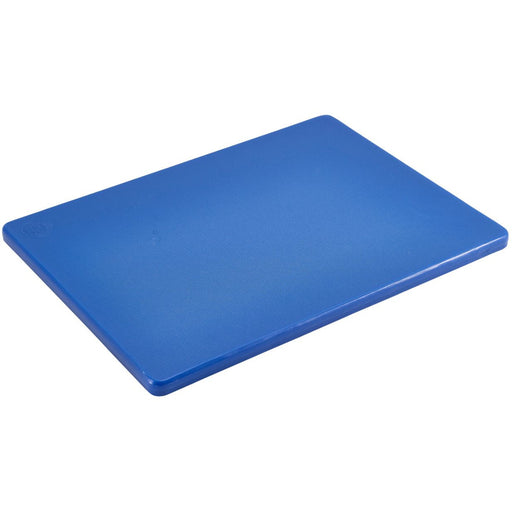 Blue Low Density Chopping Board 12 x 9 x 0.5""