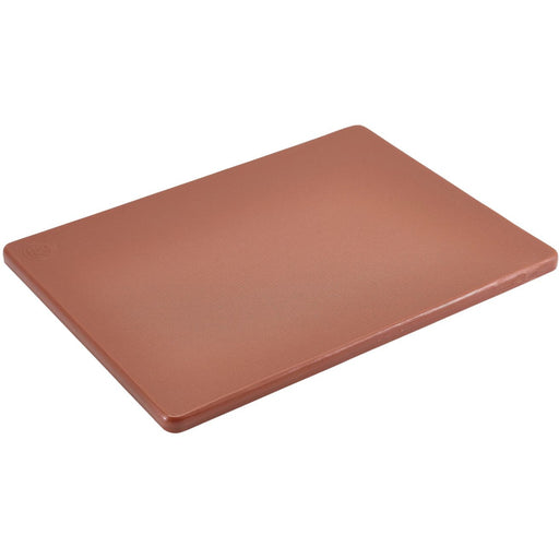 Brown Low Density Chopping Board 12 x 9 x 0.5""