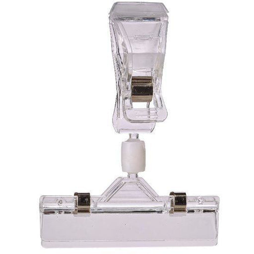 Display Clip Adjustable Arm (Pk 5) 10X8cm