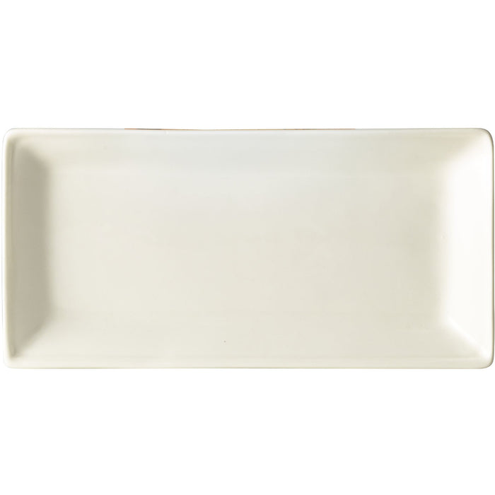 Fine China Rectangular Dish 18cm/7""