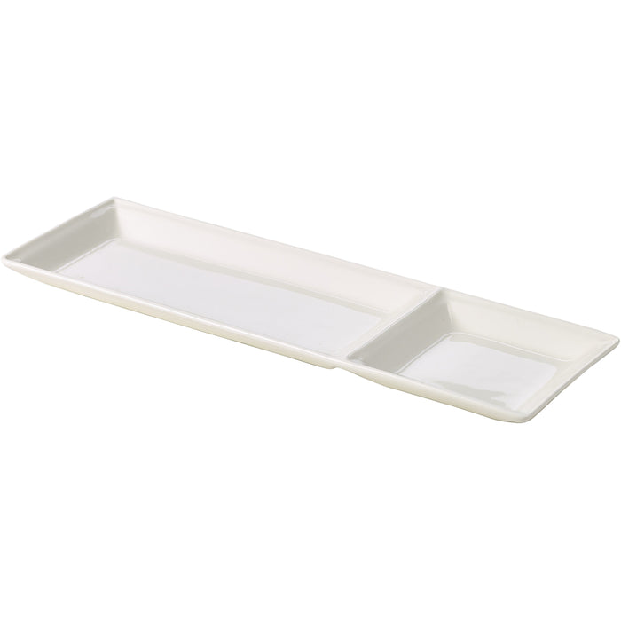Fine China Divided Base For Square Bowls 30cm/12""