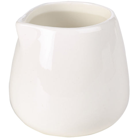 Fine China Traditional Cream Jug 8cl/2.5oz