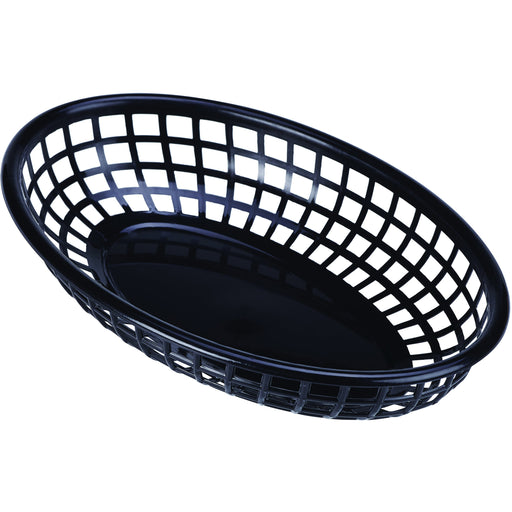 Fast Food Basket Black 23.5 x 15.4cm
