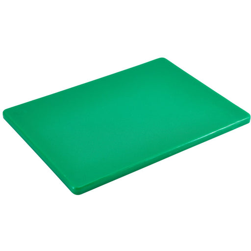 Green Low Density Chopping Board 12 x 9 x 0.5""