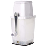Manual Ice Crusher W/ Vacuum Base