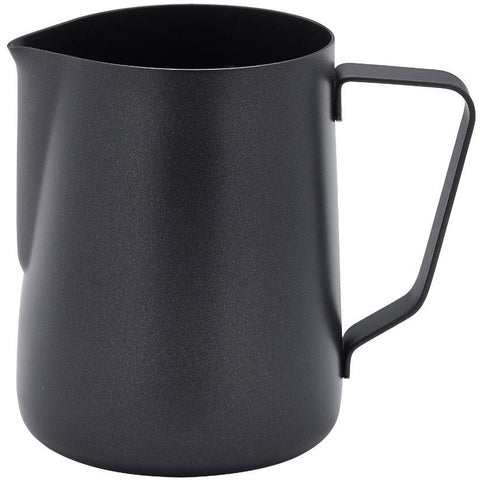 Non-Stick Black Milk Jug 600ml/20oz