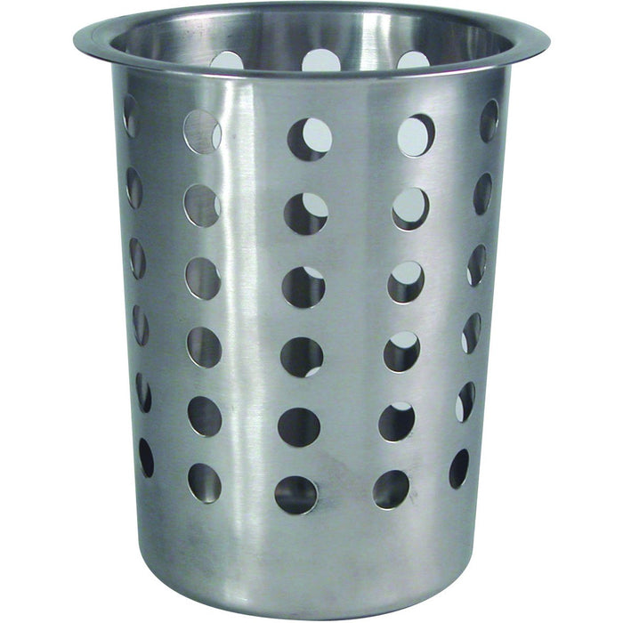 Stainless Steel Perforated Cutlery Cylinder