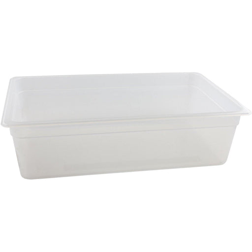 1/1 -Polypropylene GN Pan 150mm Clear