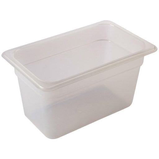 1/6 -Polypropylene GN Pan 150mm Clear
