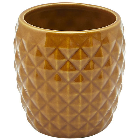Brown Pineapple Tiki Mug 40cl/14oz