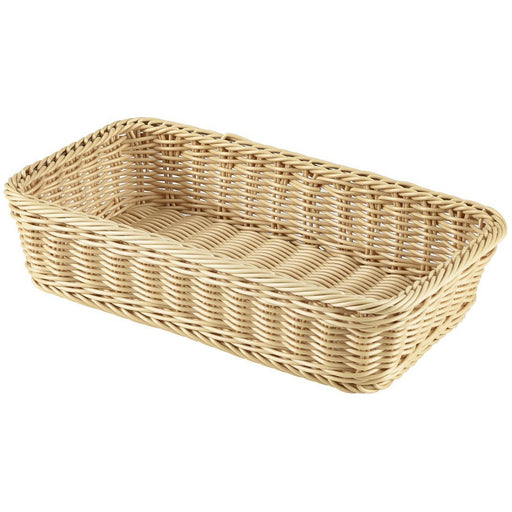Polywicker Display Basket GN 1/3