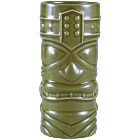 Green Tiki Mug 40cl/14oz