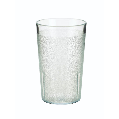 Plastic Tumbler 28cl / 10oz Clear