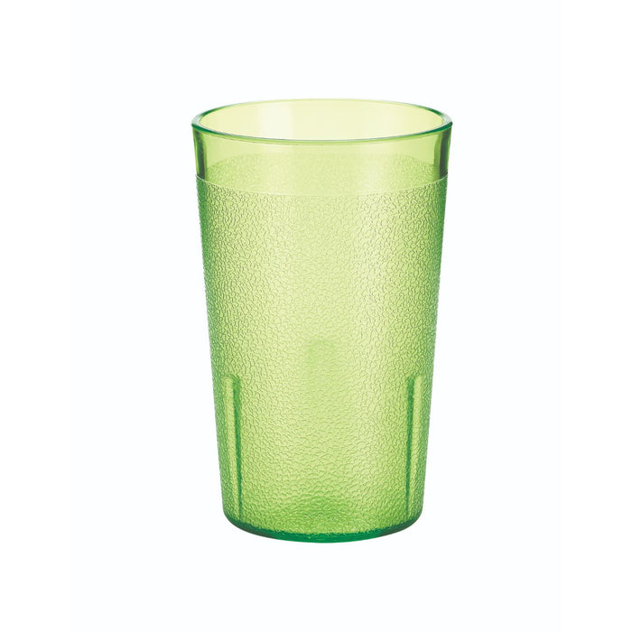 Plastic Tumbler 28cl / 10oz Green