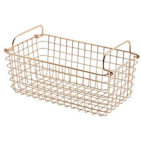 Copper Wire Display Basket GN1/3