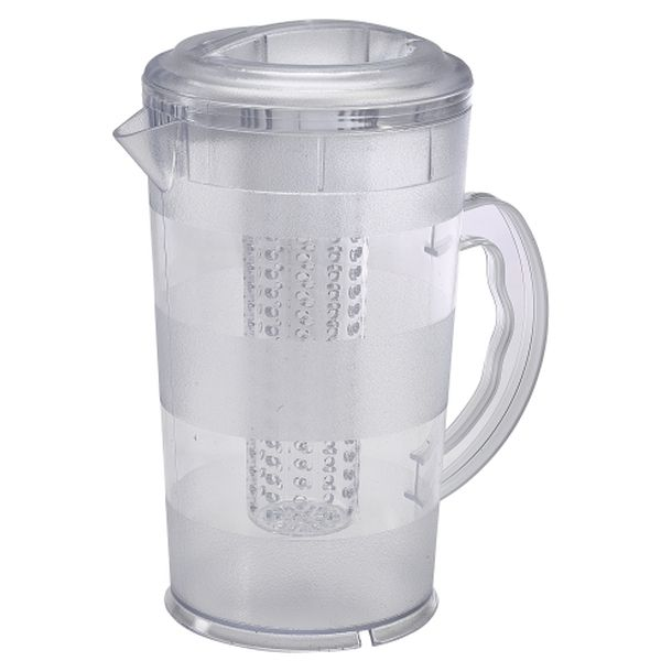 Polycarbonate Pitcher with Infuser 2L/70.4oz