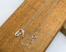 Load image into Gallery viewer, 21st Birthday Key Necklace