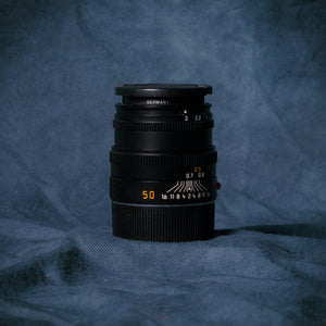 Leica Summicron-M '50mm f/2 V5. | Mint Condition