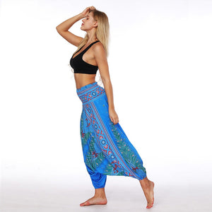 Women's Baggy Boho Yoga Pants