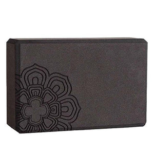 Patterned Yoga Block Brick