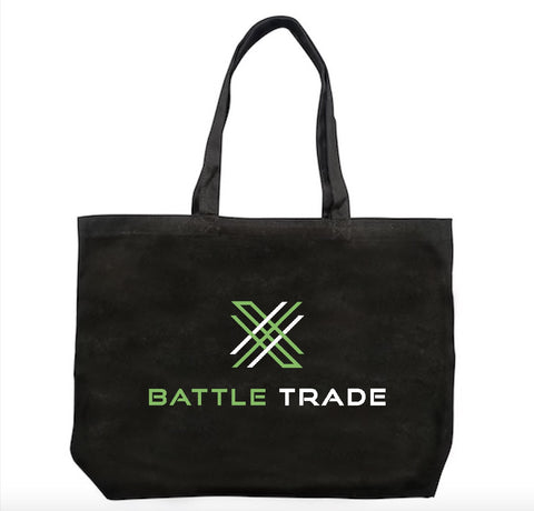 Battle Trade Tote Bag