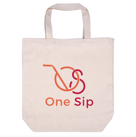 One Sip Tote Bag