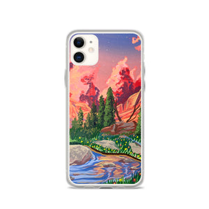 Open image in slideshow, Rocky Mountain National Park iPhone Case