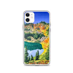 Open image in slideshow, Olympic National Park iPhone Case