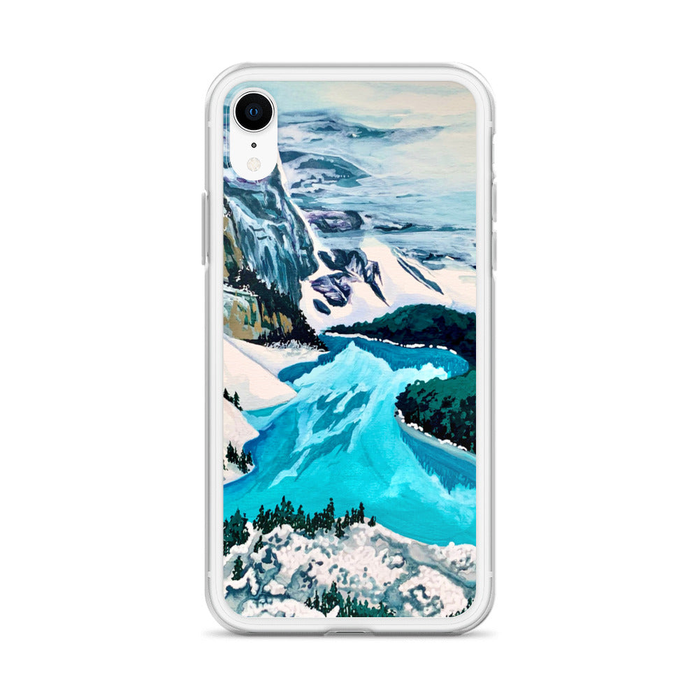 Banff National Park iPhone Case