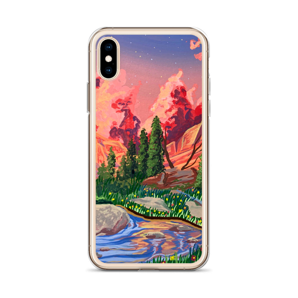Rocky Mountain National Park iPhone Case