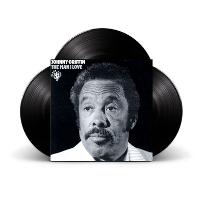 The Man I Love Deluxe 3x Audiophile Release Vinyl