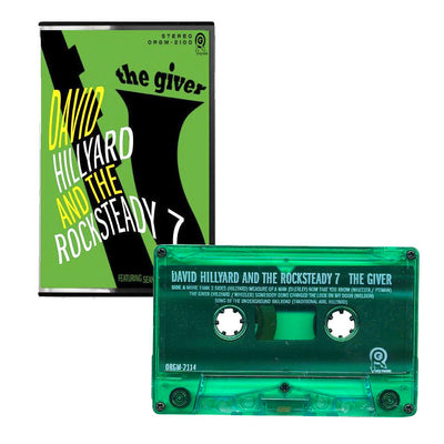 The Giver Cassette