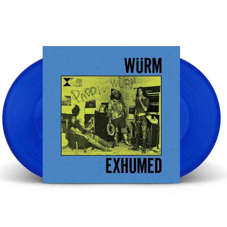 Exhumed 2x Blue Vinyl