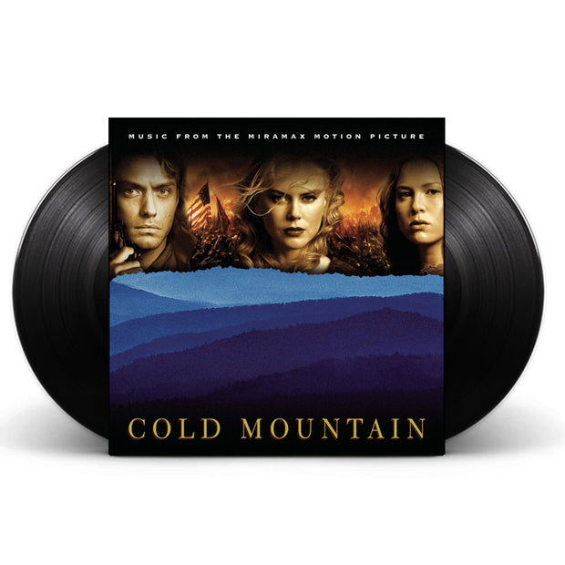 Cold Mountain Music From The Motion Picture 2x Black Vinyl