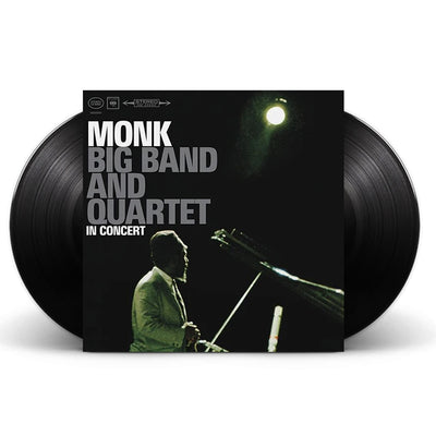Big Band & Quartet In Concert 2x  Black Vinyl