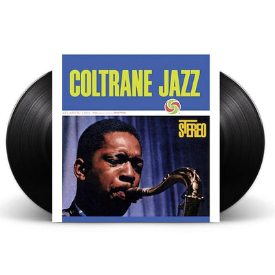 Coltrane Jazz 2x Black Vinyl