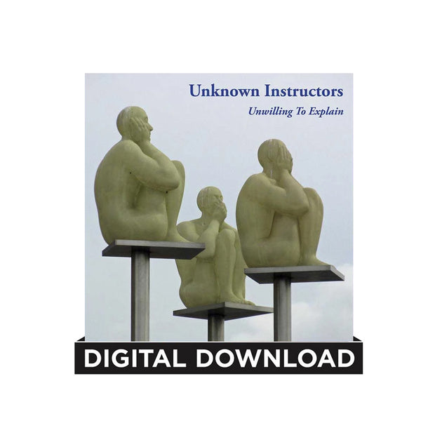 Unwilling To Explain Digital Download