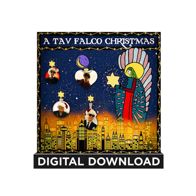 A Tav Falco Christmas Digital Download