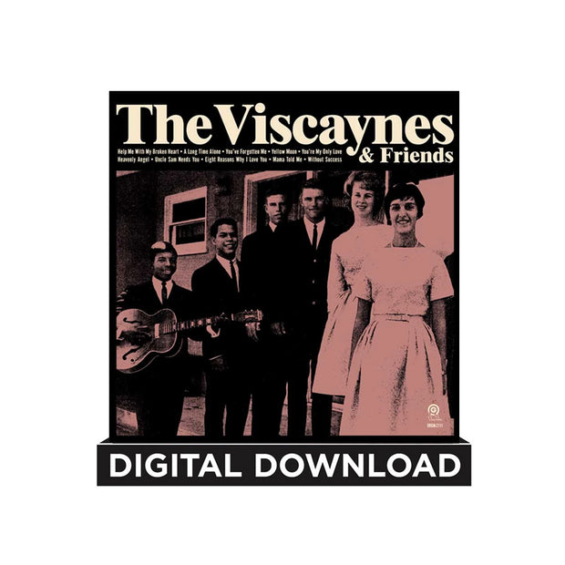 The Viscaynes & Friends Digital Download