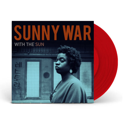 With The Sun (Red Vinyl)