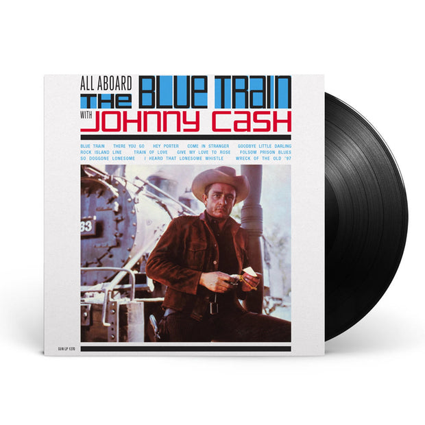 All Aboard The Blue Train Black Vinyl