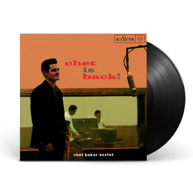 Chet Is Back! Black Vinyl