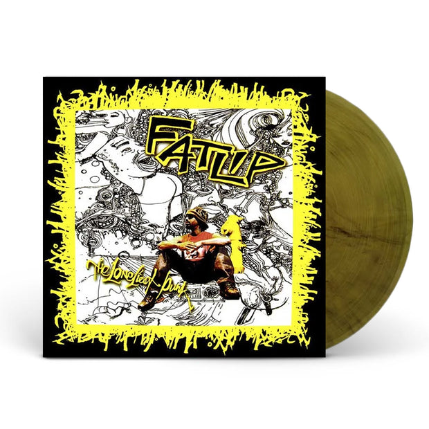 The Lonliest Punk Yellow/Black Swirl Vinyl
